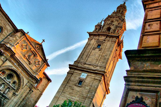 Torre de la Catedral de Santo Domingo de la Calzada