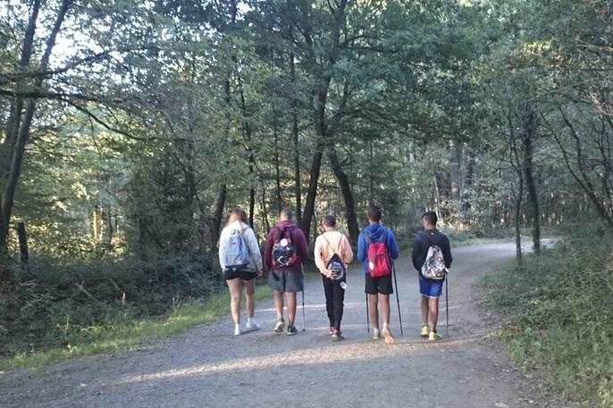 Ek Viaje de Estudios al Camino de Santiago es perfecto para abrir espacios de reflexión