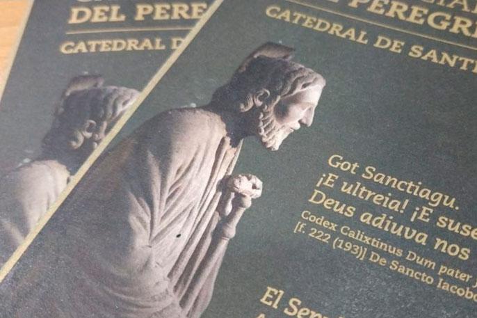 Credencial del Peregrino para hacer el Camino Francés desde León.